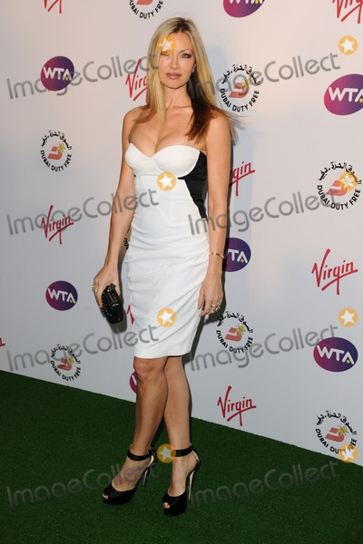 Caprice Bourret, Caprice Photo - Caprice Bourret arriving for the 2012 WTA Pre-Wimbledon Party at the Roof Gardens in Kensington, London. 21/06/2012 Picture by: Steve Vas / Featureflash