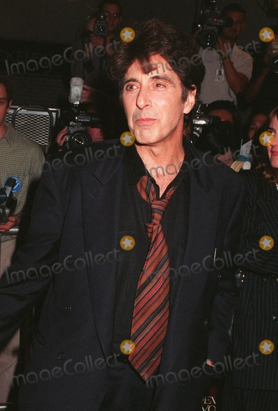 "Al Pacino Photo - 13OCT97: Actor AL PACINO at the world premiere of his new movie, ""Devil's Advocate"" in Los Angeles."