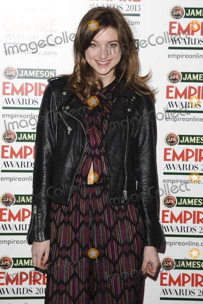 Antonia Clarke, Antonia Clark Photo - Antonia Clarke arrives for the Empire Film Awards 2013 at the Grosvenor House Hotel, London. 24/03/2013 Picture by: Steve Vas / Featureflash