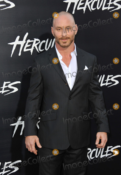 "Aksel Hennie, TCL Chinese Theatre Photo - Aksel Hennie at the premiere of his movie ""Hercules"" at the TCL Chinese Theatre, Hollywood.