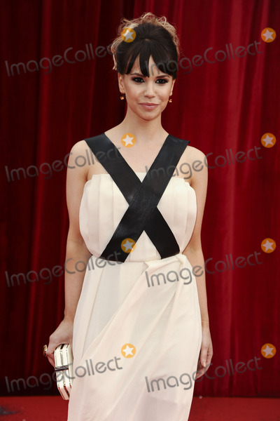 Jessica Fox Photo - Jessica Fox arrives at the British Soap awards 2011 held at the Granada Studios, Manchester.14/05/2011  Picture by Steve Vas/Featureflash