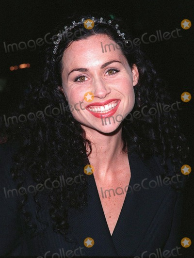 "Meg Ryan, Minnie Driver, Nicolas Cage Photo - 08APR98:  Actress MINNIE DRIVER at the world premiere of ""City of Angels,"" which stars Nicolas Cage & Meg Ryan."