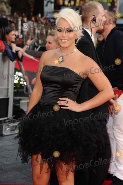 """Amelia Lilly, One Direction, Leicester Square Photo - Amelia Lilly arriving for the """"One Direction: This is Us"""" World premiere at the Empire, Leicester Square, London. 20/08/2013 Picture by: Steve Vas / Featureflash"""