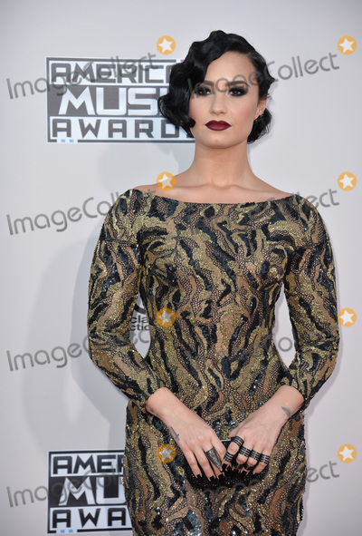 Demi Lovato, DEMI  LOVATO Photo - Demi Lovato at the 2015 American Music Awards at the Microsoft Theatre, LA Live.November 22, 2015  Los Angeles, CAPicture: Paul Smith / Featureflash