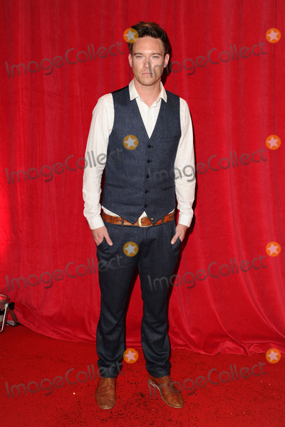 Andrew Moss Photo - Andrew Moss arriving for the 2014 British Soap Awards, at the Hackney Empire, London. 24/05/2014 Picture by: Steve Vas / Featureflash