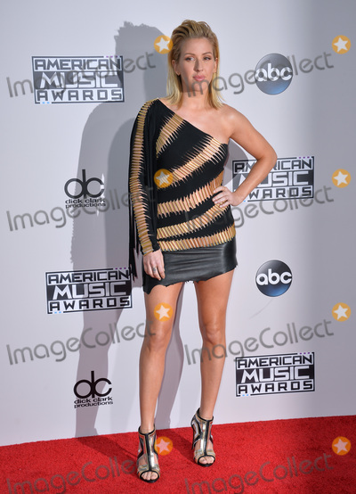 Ellie Goulding Photo - Ellie Goulding at the 2015 American Music Awards at the Microsoft Theatre, LA Live.November 22, 2015  Los Angeles, CAPicture: Paul Smith / Featureflash