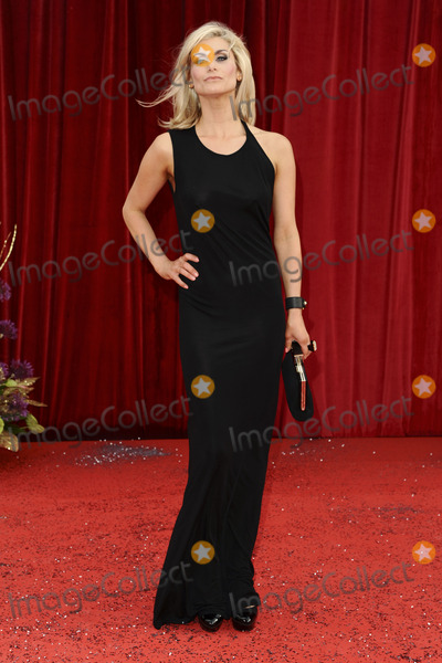 Kim Tiddy Photo - Kim Tiddy arrives at the British Soap awards 2011 held at the Granada Studios, Manchester.14/05/2011  Picture by Steve Vas/Featureflash