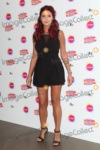 Amy Childs Photo - Amy Childs arriving at for Lorraine's High Street Fashion Awards 2014, at Vinopolis, London. 21/05/2014 Picture by: Alexandra Glen / Featureflash