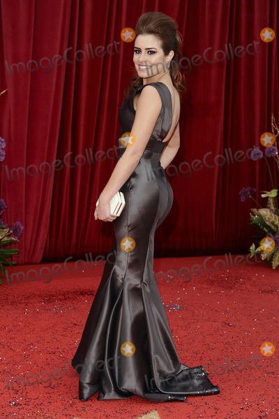 Rachel Shenton Photo - Rachel Shenton arrives at the British Soap awards 2011 held at the Granada Studios, Manchester.