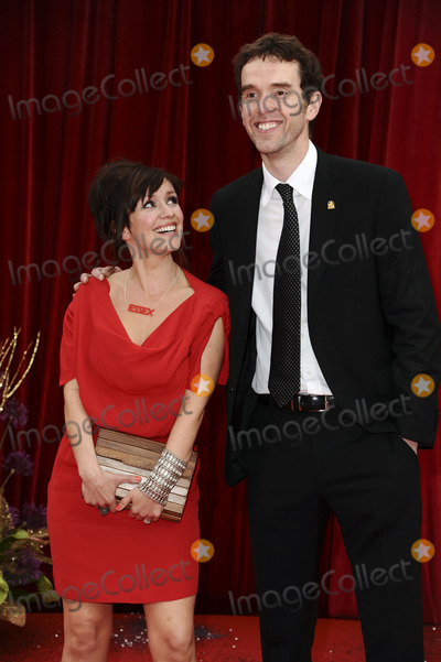 Mark Charnock, Zoe Henry Photo - Zoe Henry and Mark Charnock arrive at the British Soap awards 2011 held at the Granada Studios, Manchester.