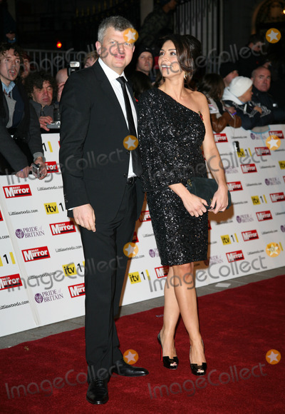 Adrian Chiles, Christine Bleakley Photo - Christine Bleakley and Adrian Chiles arriving for the 2010 Pride Of Britain Awards, at the Grosvenor House Hotel, London. 08/11/2010  Picture by: Alexandra Glen / Featureflash