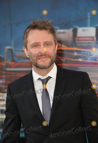 """Chris Hardwick, TCL Chinese Theatre Photo - LOS ANGELES, CA. July 9, 2016: Actor Chris Hardwick at the Los Angeles premiere of """"Ghostbusters"""" at the TCL Chinese Theatre, Hollywood.Picture: Paul Smith / Featureflash"""