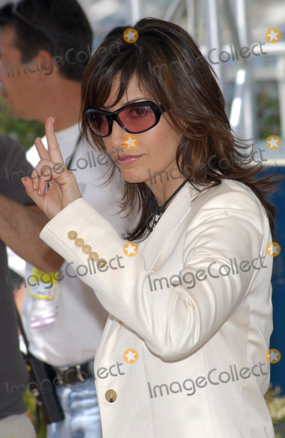 photos and pictures actress gina gershon at the cannes