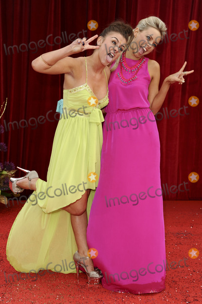 Brooke Vincent, Sacha Parkinson, Brook Vincent Photo - Brooke Vincent and Sacha Parkinson arrives at the British Soap awards 2011 held at the Granada Studios, Manchester.
