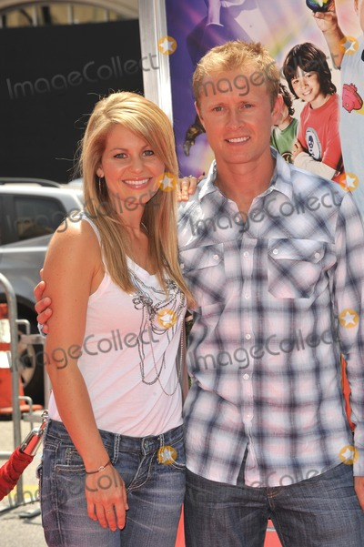 "Candace Cameron, Candace Cameron Bure, Candace Cameron-Bure, Grauman's Chinese Theatre Photo - Candace Cameron Bure & husband Valeri Bure at the Los Angeles premiere of ""Shorts"" at Grauman's Chinese Theatre, Hollywood.