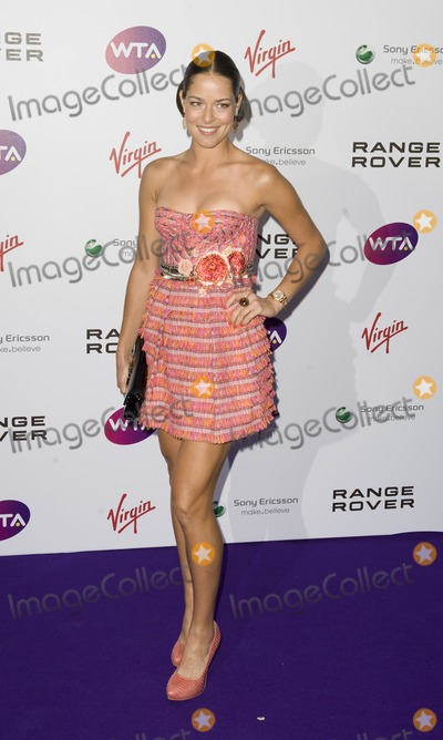 Ana Ivanovich, Ana Ivanoviæ Photo - Ana Ivanovich arriving for The WTA Pre Wimbledon Party, Rooftop Gardens, Kensington London. 16/06/2011  Picture by: Simon Burchell / Featureflash