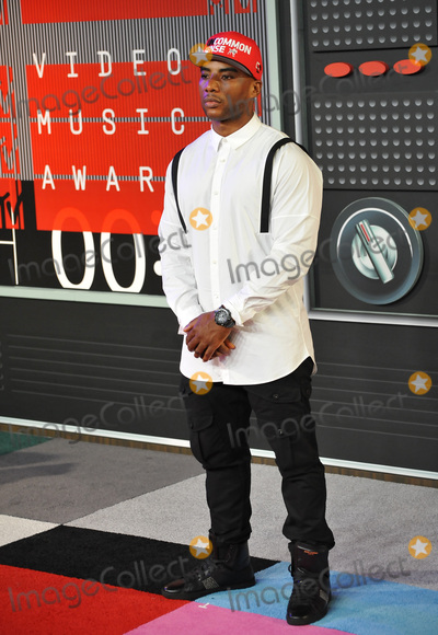 Photo - TV personality Charlamagne Tha God, aka Leonard McKelvey, at the 2015 MTV Video Music Awards at the Microsoft Theatre LA Live.