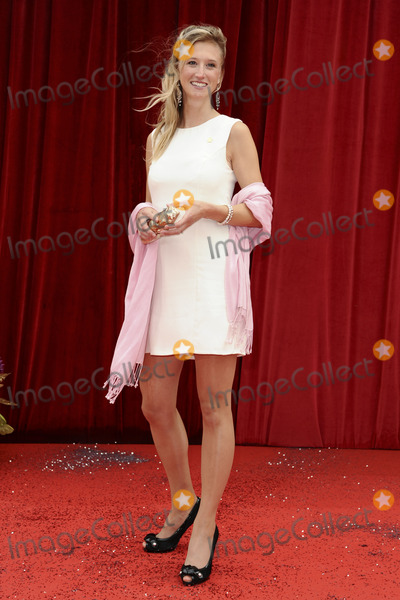 Caroline Corrie Photo - Caroline Corrie arrives at the British Soap awards 2011 held at the Granada Studios, Manchester.