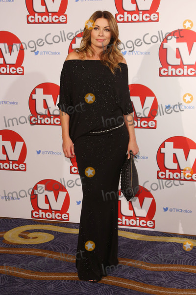 Alison King, THE HILTONS, James Smith, King Sunny Adé Photo - Alison King at the 2015 TV Choice Awards at the Hilton Hotel, Park Lane, London. September 7, 2015  London, UKPicture: James Smith / Featureflash