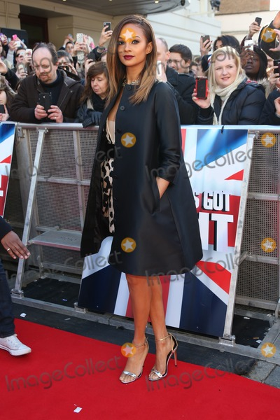 Alesha Dixon Photo - Alesha Dixon at the Britain's Got Talent London auditions held at the Hammersmith Apollo, London. 13/02/2014 Picture by: Henry Harris / Featureflash