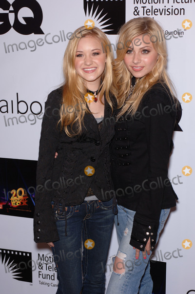 A. J. Michalka, A.J. Michalka, AJ Michalka, Aly & A J, Aly & A. J., Aly & A.J., Aly Michalka, Aly and A. J., Aly and A.J., Ali & A J, ALY, AJ, AJ. Michalka Photo - Singers ALY & A.J. MICHALKA at a celebrity screening, in Beverly Hills, for Walk the Line.