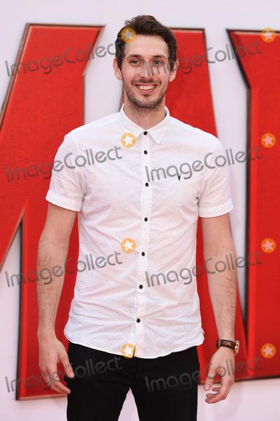 "Blake Harrison, Leicester Square Photo - Blake Harrison at the European premiere of ""Ant-Man"" at the Odeon Leicester Square, LondonJuly 8, 2015  London, UKPicture: Steve Vas / Featureflash"