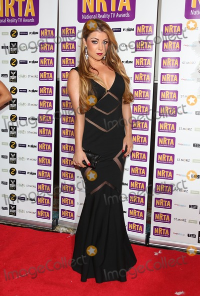 Abi Clarke Photo - Abi Clarke at the NRTA - National Reality TV Awards 2013 held at the HMV Forum, London. 16/09/2013 Picture by: Henry Harris / Featureflash