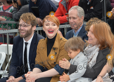 Bryce Dallas, Bryce Dallas Howard, Cheryl Howard, Ron Howard, Seth Gabel Photo - Cheryl Howard & daughter actress Bryce Dallas Howard & Bryce's husband Seth Gabel & son Theodore Gabel on Hollywood Boulevard where director Ron Howard was honored with the 2,568th star on the Hollywood Walk of Fame. It is his second star, his first was awarded for his TV work in 1981.December 10, 2015  Los Angeles, CAPicture: Paul Smith / Featureflash