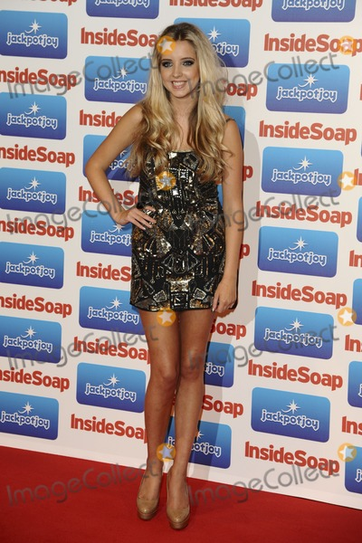 Alice Barlow Photo - Alice Barlow arriving for the Inside Soap Awards 2011 at Gilgamesh, Camden, London. 26/09/2011 Picture by: Steve Vas /  Featureflash