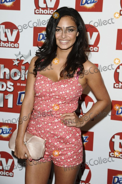 Ana Shafer, Ana Ivanoviæ Photo - Ana Shafer arriving for the 2011 TVChoice Awards, at The Savoy, London. 13/09/2011 Picture by: Steve Vas / Featureflash