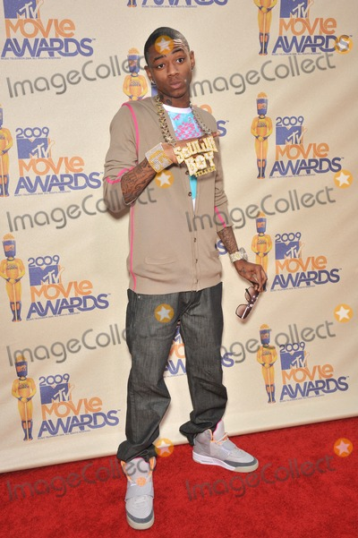 Soulja Boy Photo - Soulja Boy at the 2009 MTV Movie Awards at Universal Studios Hollywood.May 31, 2009  Los Angeles, CAPicture: Paul Smith / Featureflash