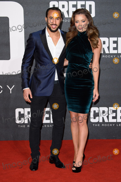 "Andros Townsend, Creed Photo - Andros Townsend at the UK premiere of ""Creed: The Rocky Legacy"" at the Empire Leicester Square, London. 