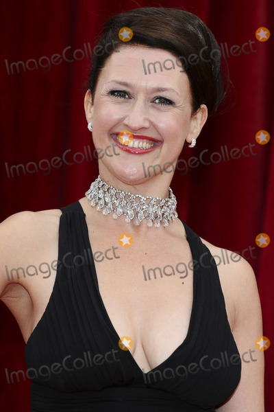 Angela Lonsdale Photo - Angela Lonsdale arrives at the British Soap awards 2011 held at the Granada Studios, Manchester.14/05/2011  Picture by Steve Vas/Featureflash