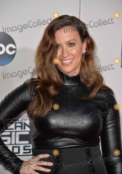 Alanis Morissette Photo - Alanis Morissette at the 2015 American Music Awards at the Microsoft Theatre, LA Live.November 22, 2015  Los Angeles, CAPicture: Paul Smith / Featureflash
