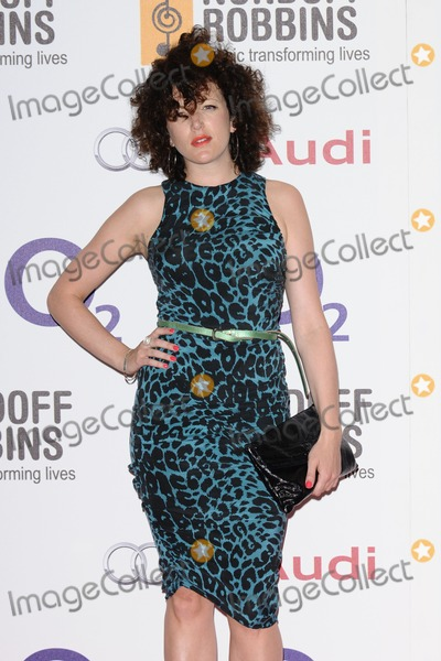 Annie Mac Photo - Annie Mac arriving for the Nordoff Robbins Silver Clef Awards 2012, London. 29/06/2012 Picture by: Steve Vas / Featureflash