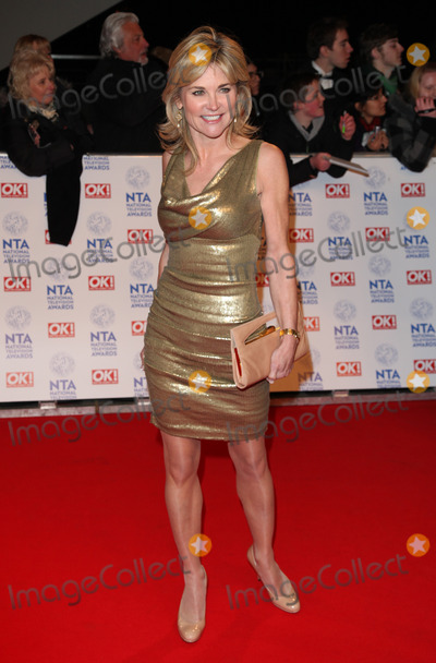Anthea Turner, The National Photo - Anthea Turner arriving for the National Television Awards 2013, at the O2 Arena, London. 23/01/2013 Picture by: Alexandra Glen / Featureflash