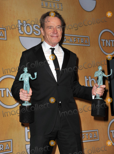 Bryan Cranston Photo - Bryan Cranston at the 20th Annual Screen Actors Guild Awards at the Shrine Auditorium.January 18, 2014  Los Angeles, CAPicture: Paul Smith / Featureflash