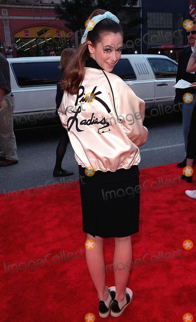 "Jennifer Love Hewitt, Jennifer Love-Hewitt Photo - 15MAR98:  Actress JENNIFER LOVE HEWITT at 20th anniversary re-premiere of ""Grease"" at Mann's Chinese Theatre, Hollywood."