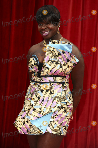 Bunmi Mojekwu Photo - Bunmi Mojekwu arrives at the British Soap awards 2011 held at the Granada Studios, Manchester.