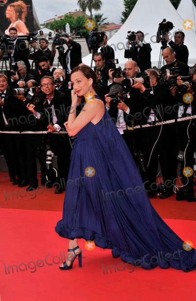 "Kristin Scott Thomas, Scott Thomas Photo - Kristin Scott Thomas at the premiere of ""Sanguepazzo at the 61st Annual International Film Festival de Cannes.