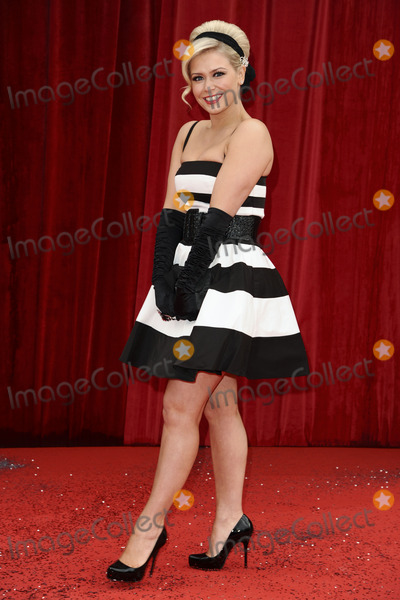 Suzanne Shaw Photo - Suzanne Shaw arrives at the British Soap awards 2011 held at the Granada Studios, Manchester.
