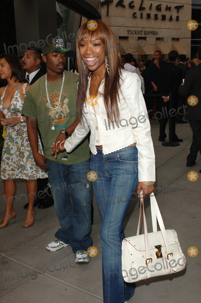Photos and Pictures - Singer/actress BRANDY at the Los ...