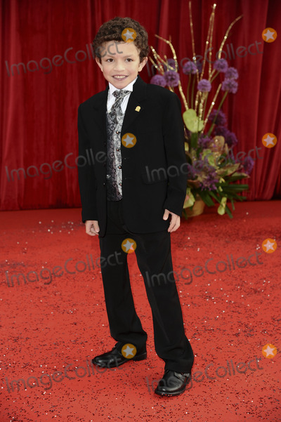 Alexander Bain Photo - Alexander Bain arrives at the British Soap awards 2011 held at the Granada Studios, Manchester.