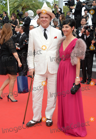 Alison Dickey, John C Reilly, John C. Reilly, John C.Reilly Photo - John C. Reilly & Alison Dickey at the closing gala at the 68th Festival de Cannes.