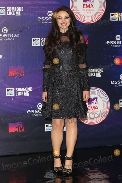 Amy MacDonald, James Smith Photo - Amy MacDonald arriving at the MTV European Music Awards (EMA's)  2014 held at the The Hydro, Glasgow, Scotland. 09/11/2014 Picture by: James Smith / Featureflash
