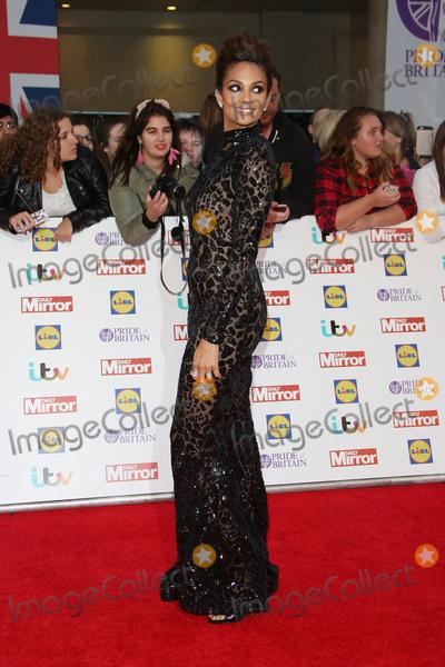 Alesha Dixon, James Smith Photo - Alesha Dixon at the 2015 Pride of Britain Awards at the Grosvenor House Hotel.September 28, 2015  London, UKPicture: James Smith / Featureflash
