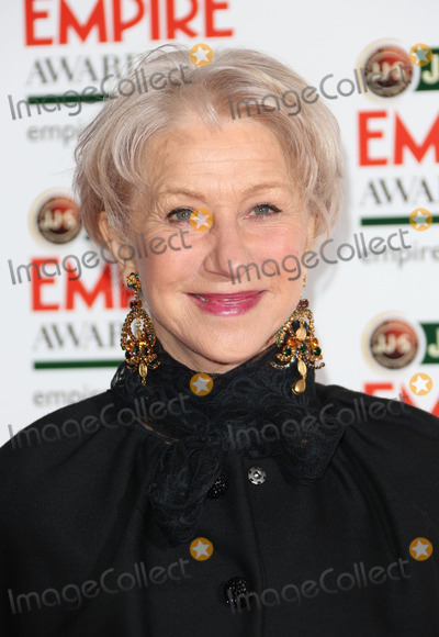 Dame Helen Mirren, Helen Mirren Photo - Dame Helen Mirren arrives for the Empire Film Awards 2013 at the Grosvenor House Hotel, London. 24/03/2013 Picture by: Henry Harris / Featureflash