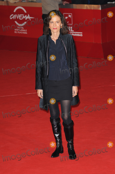 """Anne Fontaine Photo - Anne Fontaine attends the premiere of """"Mon pire cauchemar"""" during the 6th International Rome Film Festival.October 30, 2011, Rome, ItalyPicture: Catchlight Media / Featureflash"""