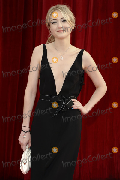 Photo - Ashley Slanina Davies arrives at the British Soap awards 2011 held at the Granada Studios, Manchester.14/05/2011  Picture by Steve Vas/Featureflash