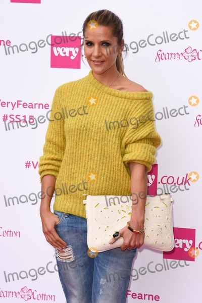Amanda Byram, Fearn Cotton, Fearne Cotton Photo - Amanda Byram arrives for the launch of Fearne Cotton's new Very.co.uk SS15 range at No.1 Marylebone, London. 11/09/2014 Picture by: Steve Vas / Featureflash